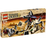 LEGO Pharaoh´s Quest 7326 Rise of the Sphinx