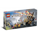 LEGO Vikings 7020 Army of with Heavy Artillery Wagon