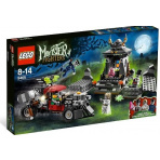 LEGO Monster Fighters 9465 Zombie