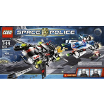 LEGO 5973 Space Police - Hyperspeed Pursuit