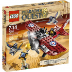 LEGO Pharaoh´s Quest 7307 Flying Mummy Attack