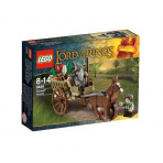 LEGO Lord of The Rings 9469 Gandalf prichádza