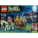 LEGO Monster Fighters 9462 - Múmia